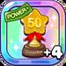 Lv.50 Golden Club Trophy+4