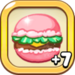 Macaron Burger+7