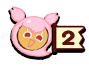 Cherry Blossom Cookie Relay