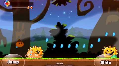 LINE COOKIE RUN ios iphone gameplay
