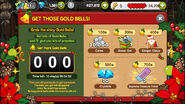 Gold Bells event page