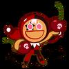 Cherry Cookie Halloween
