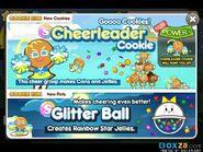 Cheerleader Mail