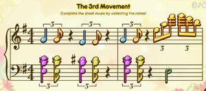 3rd Movement