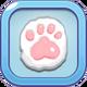 Kitty Paw Marshmallow
