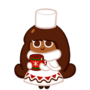 Cocoa Cookie
