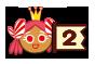 Princess Cookie Relay