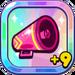 Cheerleader Cookie's Pink Megaphone+9