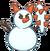Imp Snowman