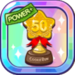 Lv.50 Golden Club Trophy