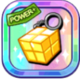 Lemon Cookie's Magic Cube Keychain