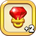 Princess Cookie's Ruby Ring+2