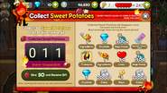 Sweet Potatoes Event Page