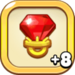 Princess Cookie's Ruby Ring+8