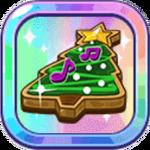 Carol Cookie's Christmas Tree Cookie