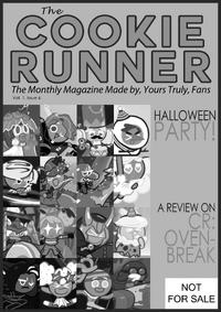 CookieRunner November 2016 Issue
