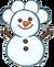 Mommy Snowman