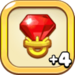 Princess Cookie's Ruby Ring+4