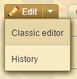 Classic Editor Tutorial