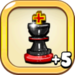 Champion Chess Piece+5