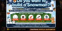 Want to Make a Snowman?
