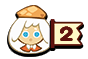 Cream Puff Cookie Relay