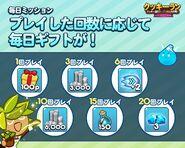Daily Prize Bonanza japanese