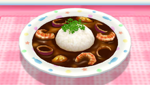 Seafood Curry 2