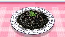Spaghetti in Squid Ink-0