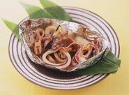 Squid-meuniere-w-mushrooms