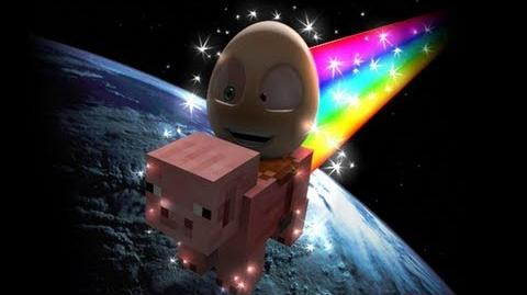 An Egg's Guide to Minecraft - PART 1 - What's Minecraft?