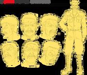 Onihei Mishima Concept