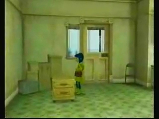 Coraline Playthrough (Wii) Quest For The Blue Items. -Part .mp4 000094766