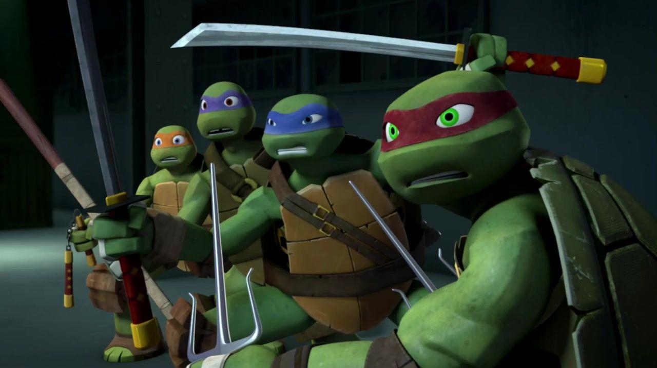 how to draw teenage mutant ninja turtles 2012