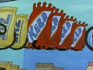 Kelp nougat crunch