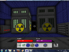 Powerful Nuclear Power Block in game