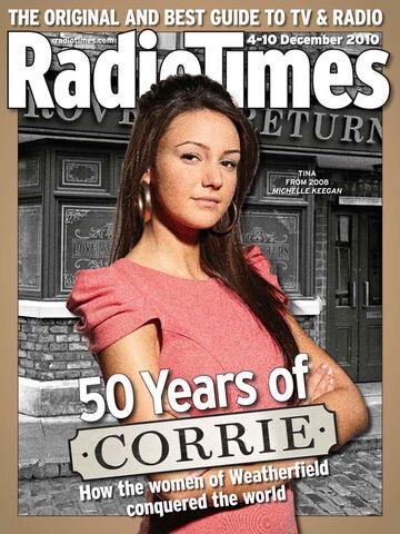 File:550w soaps corrie radio times michelle keegan.jpg
