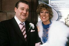 Alf audrey marry