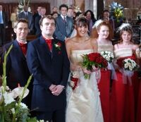 Steve karen second wedding