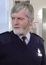 Station sergeant alan meadows