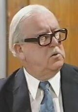 Harold chapman