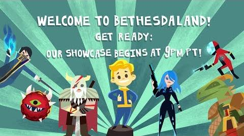 BE3 2017 Bethesda E3 Showcase - 6 11 at 9pm pt