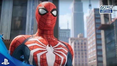 Spider-Man - Gameplay E3 2017
