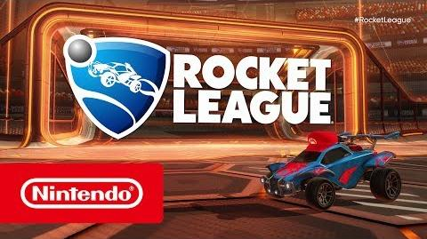 Rocket League - Tráiler del E3 2017 (Nintendo Switch)