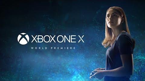 Xbox One X – E3 2017 - Tráiler de presentación mundial-0