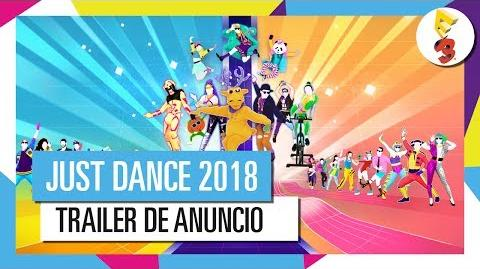 JUST DANCE 2018 ANNOUNCEMENT TRAILER OFFICIAL SONGLIST
