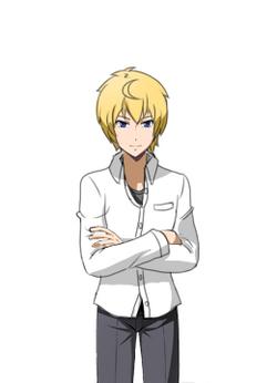 Akihiko sprite