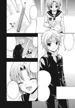 Tsukasa Giving Yui His Lucky Pencil