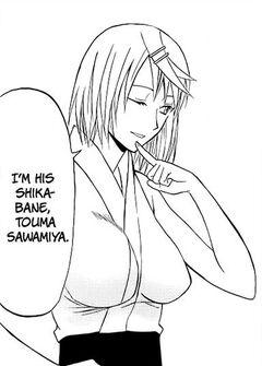 Chapter 23 - Touma Sawamiya