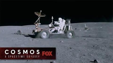 First Look COSMOS FOX BROADCASTING